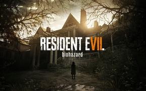 Картинка horror, zombie, game, ghost, Resident Evil, spirit, Capcom, evil, shadows, darkness, Biohazard, PlayStation, survival horror, …
