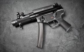 Картинка Германия, Heckler & Koch, Пистолет-пулемёт, MP5