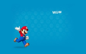 Картинка Wii, Nintendo, Super Mario