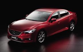 Картинка Auto, sedan, 2013, Mazda-6