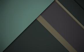 Картинка линии, зеленый, геометрия, design, color, material, антрацитовый, темно -бирюзовый, темно-оливковый