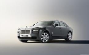 Обои Rolls-Royce, 200ex, роскошь
