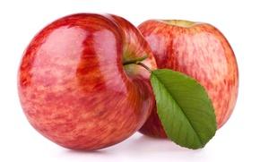 Картинка красный, яблоко, фрукт, плод