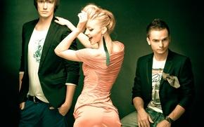 Картинка группа, вокалистка, Юлианна Караулова, 5sta Family