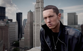 Картинка Eminem, актер, rap, рэп, певец