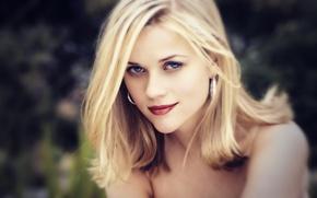Картинка взгляд, актриса, Reese Witherspoon, риз уизерспун