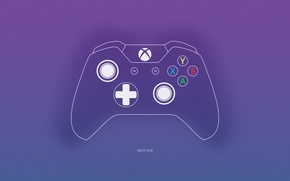 Картинка XboxOne, Console, Gamepad