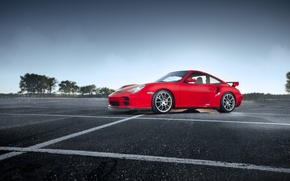 Картинка 911, Porsche, GT2, 2004, 996