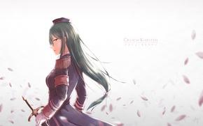 Картинка девушка, аниме, арт, Re: Zero kara Hajimeru Isekai Seikatsu, С нуля