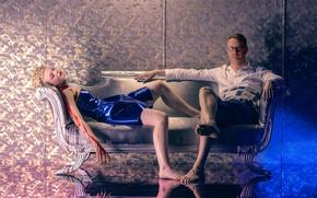 Картинка триллер, Nicolas Winding Refn, Elle Fanning, Эль Фаннинг, 2016, Неоновый демон, The Neon Demon