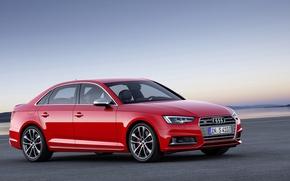 Обои ауди, 2015, Sedan, Audi
