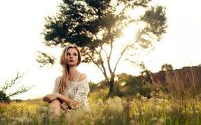 Картинка лето, девушка, Jessica