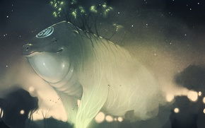 Картинка forest, spirit, dreams