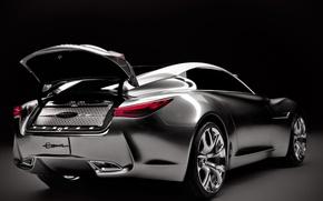 Обои авто, Infinity, essence