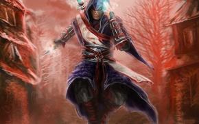Картинка арт, assassins creed, art, ассасин, LetticiaMaer