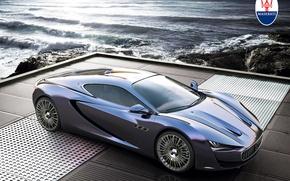 Картинка Concept, Maserati, fon, Bora