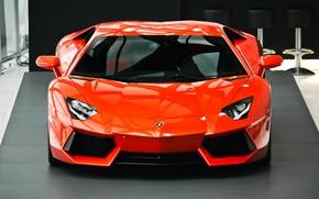 Картинка Lamborghini, LP700-4, Aventador, ламборгини, авентадор