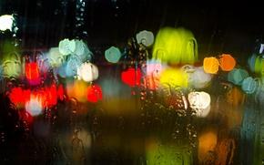 Картинка colors, glass, rainy, globes