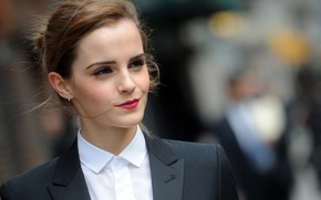 Картинка девушка, лицо, модель, актриса, красавица, Emma Watson