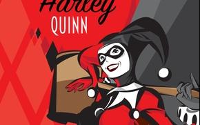 Картинка Girl, Art, Харли Квинн, DC Comics, Harley Quinn, Suicide Squad