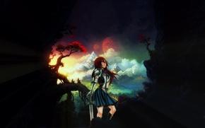 Картинка Fairy, Scarlet, Erza, Titania, Hiro, Tail, Mashima