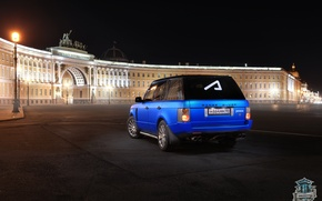 Картинка Land Rover, Понторезка, Academeg, Академег, Pontorezka