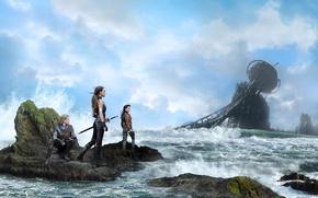Обои фэнтези, постер, TV Series, The Shannara Chronicles, Хроники Шаннары