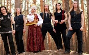 Картинка Russia, Folk/Pagan/Black Metal, Alkonost
