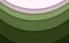 Картинка белый, линии, зеленый, фон, текстура