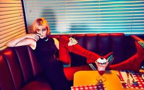 Картинка музыкант, Grimes, Nylon, 2016, канадская певица, Граймс