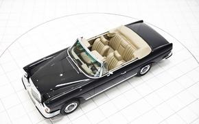 Картинка BRABUS, Classic, Cabriolet, Mercedes 280_SE, W111