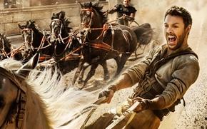 Картинка earth, cinema, soldier, wood, dust, race, man, fight, movie, leather, rome, battle, horse, film, armour, …