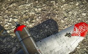 Картинка War Thunder, P-47 Thunderbolt, В бой идут одни «старики»