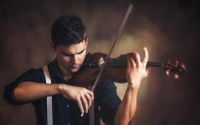 Картинка музыка, скрипка, музыкант