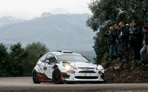 Картинка Ford, Rally, Ралли, Fiesta, ERC