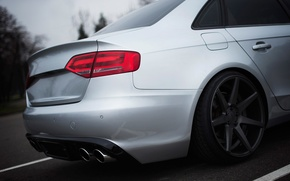Картинка Audi, ауди, серебристая