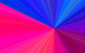 Картинка стиль, цвет, радуга, шум