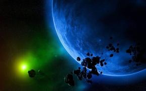 Обои Space, Universe, Galaxy