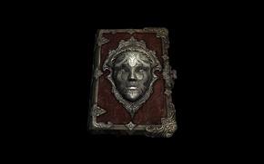 Картинка mask, Castlevania, Book, video games, Castlevania: Lords of Shadow, Lords of Shadow