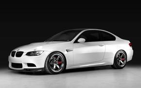 Картинка бмв, купе, BMW, Coupe, E92, 2014, 3D Design