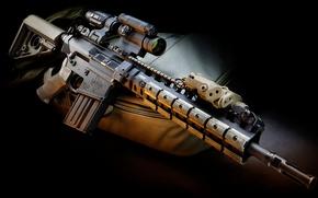 Обои оружие, оптика, винтовка, Tactical, 0.62, LaRue, PredatOBR