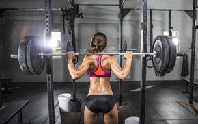 Картинка fitness, weight, Gym, hard work