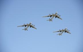 Обои авиация, оружие, самолёты, ту-95мс