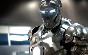 Картинка два, Iron Man, Marvel
