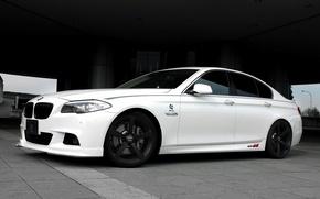 Картинка спорт, бмв, BMW, F10, 5 Series, 2014, 3D Design