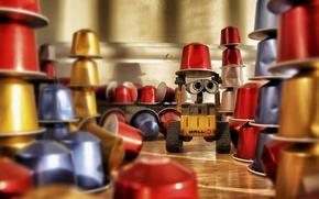 Картинка игрушка, Валли, робот