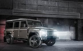 Картинка Light, Land Rover, Car, Defender, 110, Off Road, Kahn Design