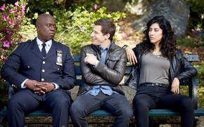 Картинка Fox, USA, police, New York, detective, series, American, cast, TV series, comedy, United States of …