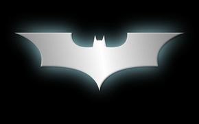 Картинка logo, Batman, symbol, Dark Knight
