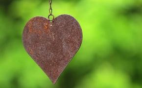 Картинка время, жизнь, сердце, ржавчина